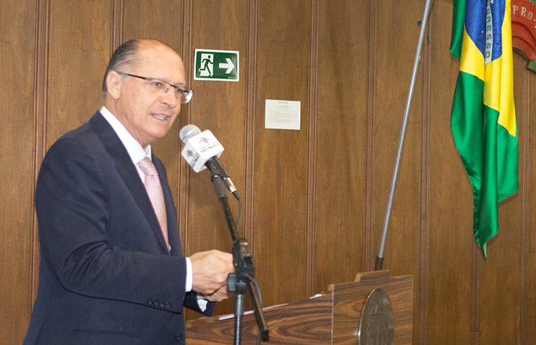 """""""Se eu disser que não quero, não é verdadeiro"""", diz Alckmin sobre disputar Presidência em 2018"""