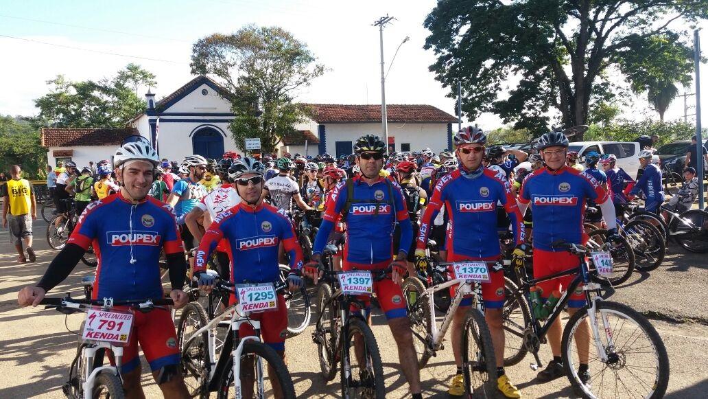 Equipe de Triathlon da AvEx participa do Big Biker em Taubaté