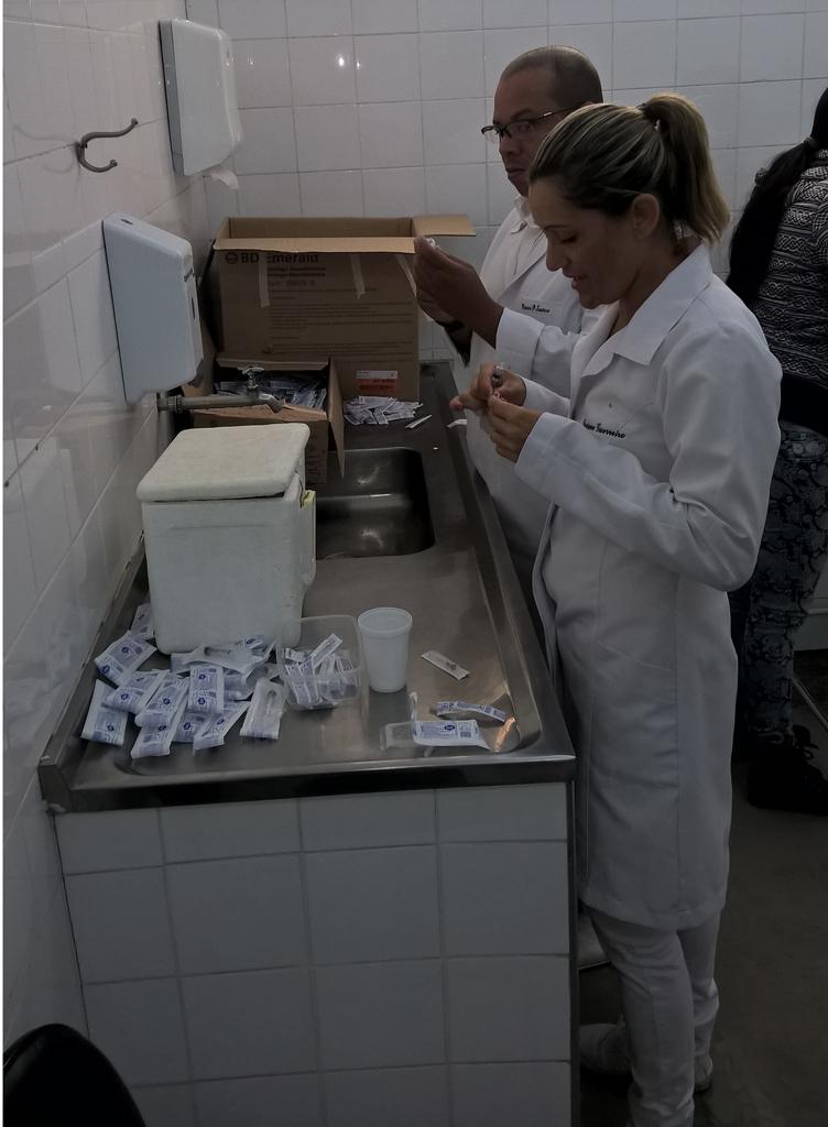 Taubaté mantém vacinação contra influenza para grupos prioritários