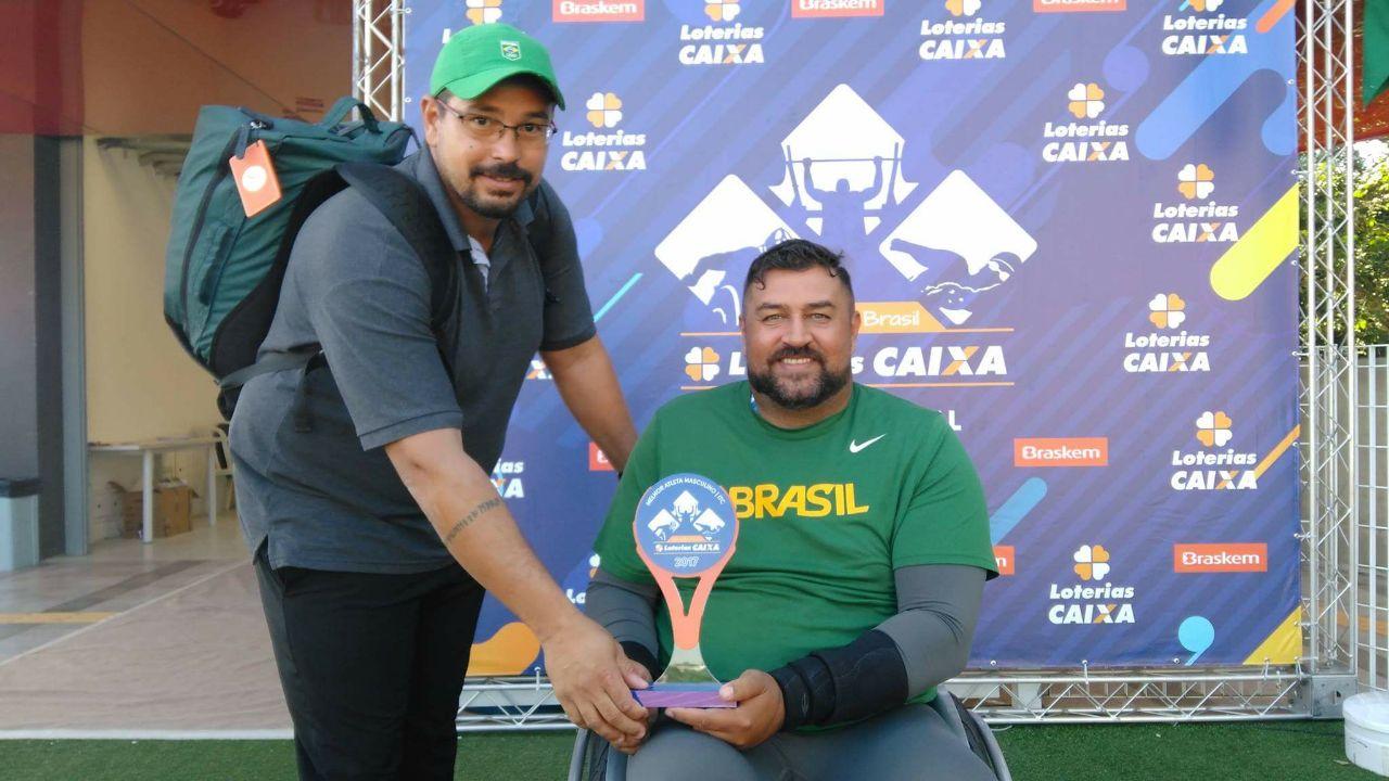 André Rocha é convocado pela seleção brasileira e vai a mundial de Londres em julho