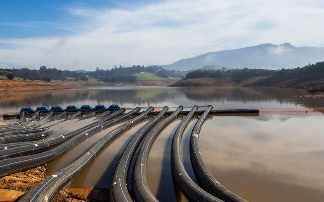 Sabesp empresta equipamentos para ajudar o Distrito Federal a enfrentar crise hídrica