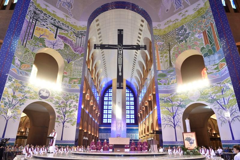 Jubileu 300 anos Nossa Senhora Aparecida – Estado de Santuário