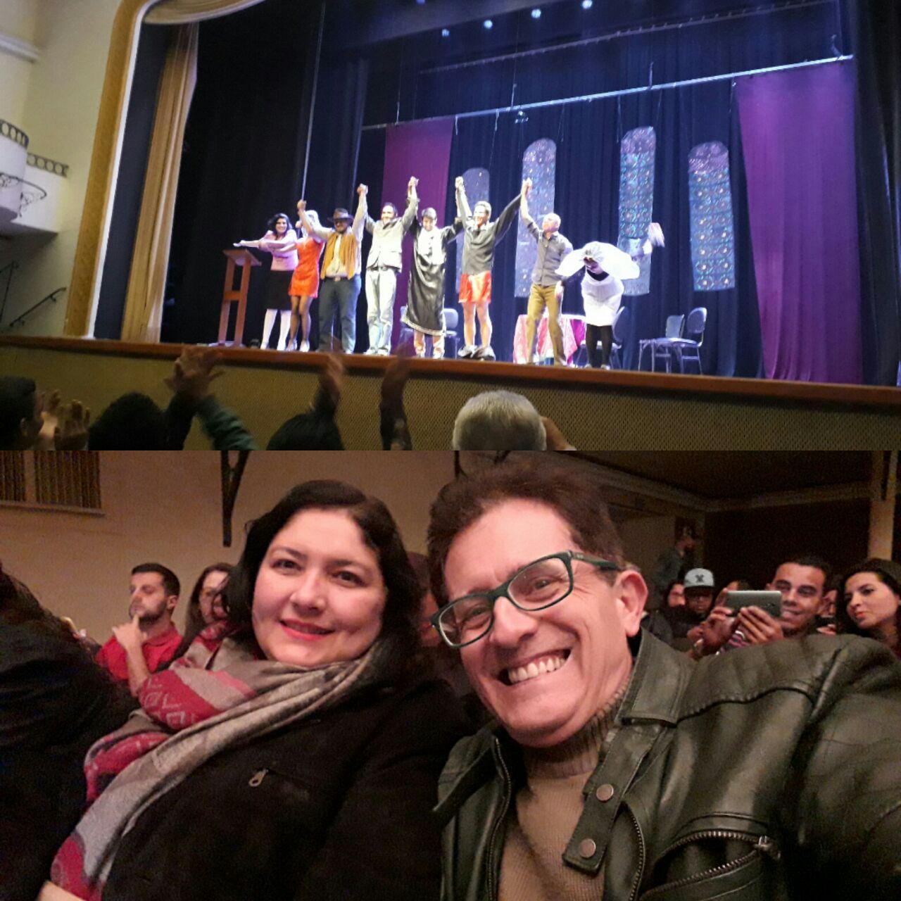 Vereador Dentinho prestigia  evento cultural em Taubaté