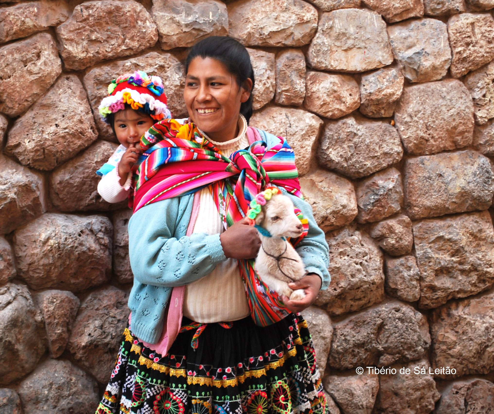 Santo Verbo – Pachamama ou Mãe Terra, Deusa do Legado Andino