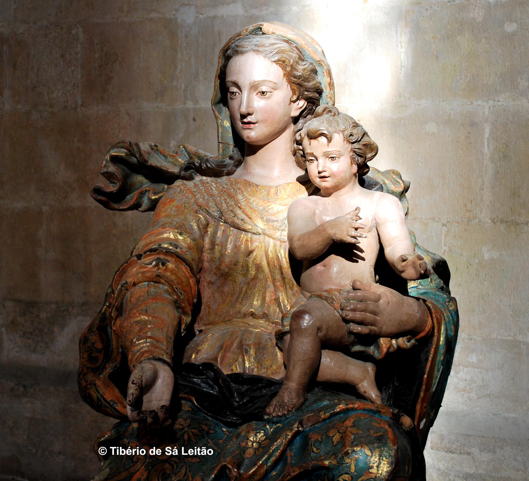 "Santo Verbo – ""Senhora da Luz"" – Santa Maria de Alcobaça"