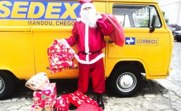 Campanha Papai Noel dos Correios será lançada nesta sexta-feira