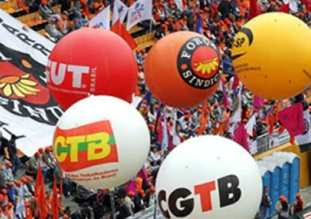Centrais Sindicais protestam hoje contra reforma da Previdência