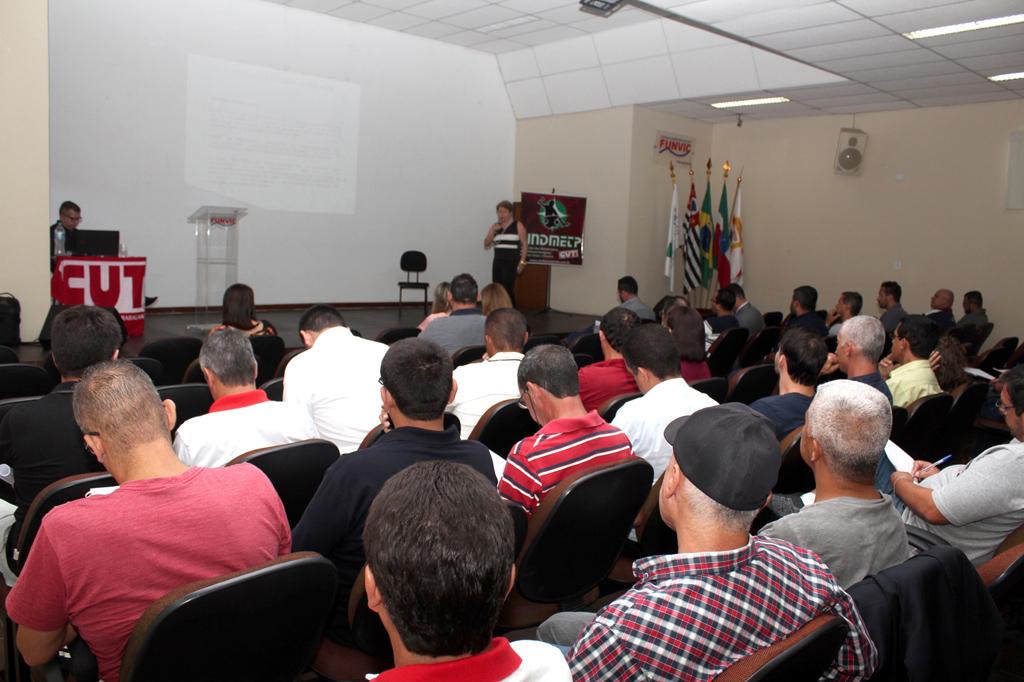 Desembargadora ressalta importância da negociação coletiva em palestra sobre a reforma trabalhista