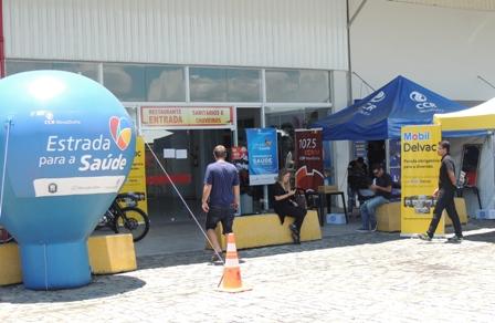 CCR NovaDutra realiza 1ª edição do Programa Estrada para a Saúde