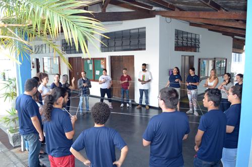 Universidade promove treinamentos para novos funcionários da FUST