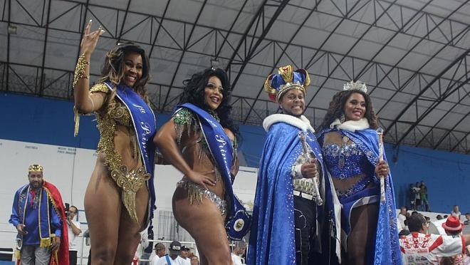 Taubaté escolhe Corte de Momo do Carnaval 2018