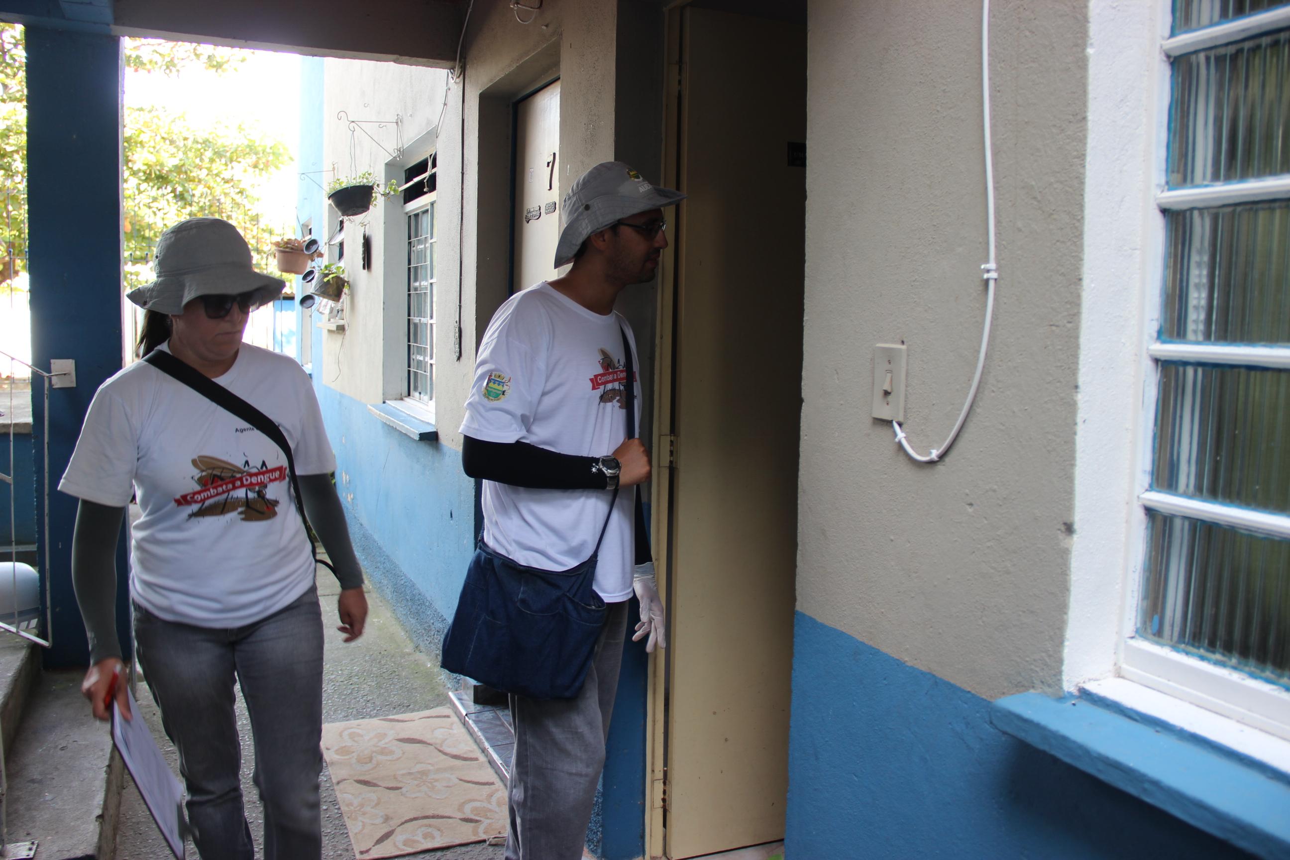 Taubaté fecha janeiro com  2 casos de dengue