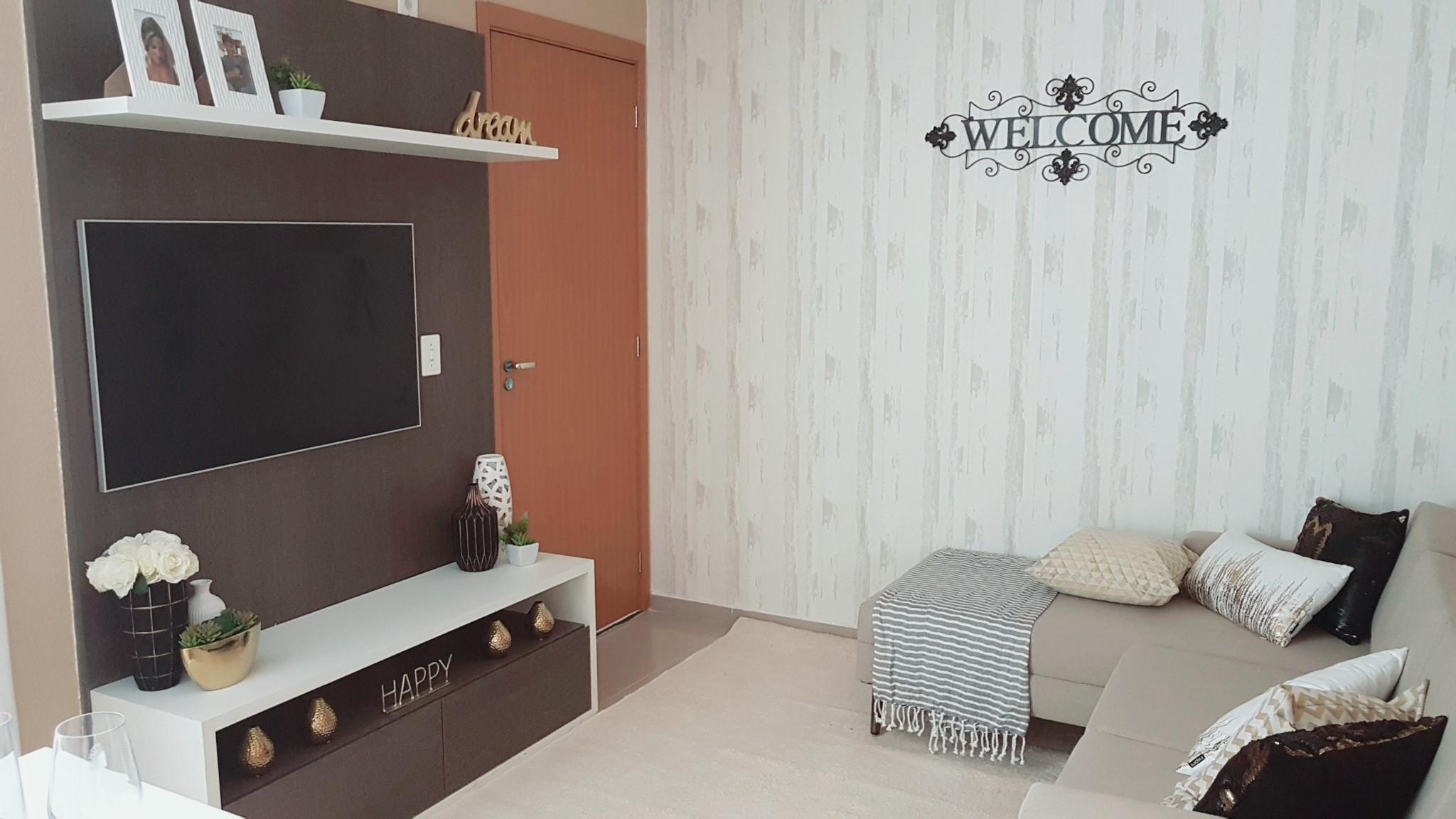 Di Rio De Taubat E Regi O Mrv Engenharia Lan A Apartamento  -> Apartamento Mrv Decorado Fotos
