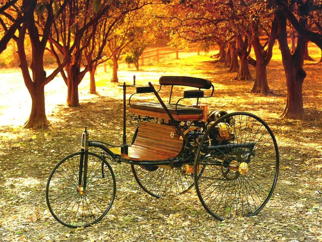 Registro: há 132 anos surgia o automóvel