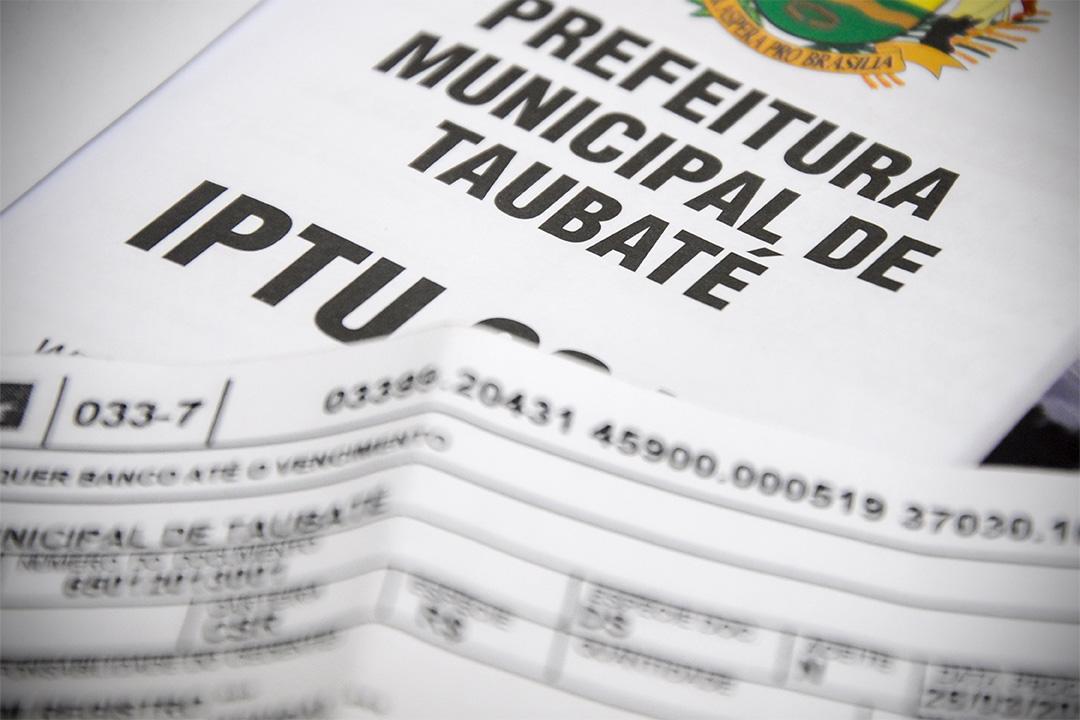 Prefeitura libera IPTU de 2018  pela internet