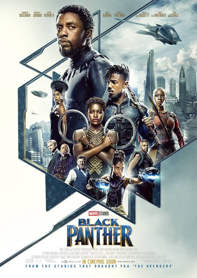 Novo Longa | Cinemark abre pré-venda de 'Pantera Negra'