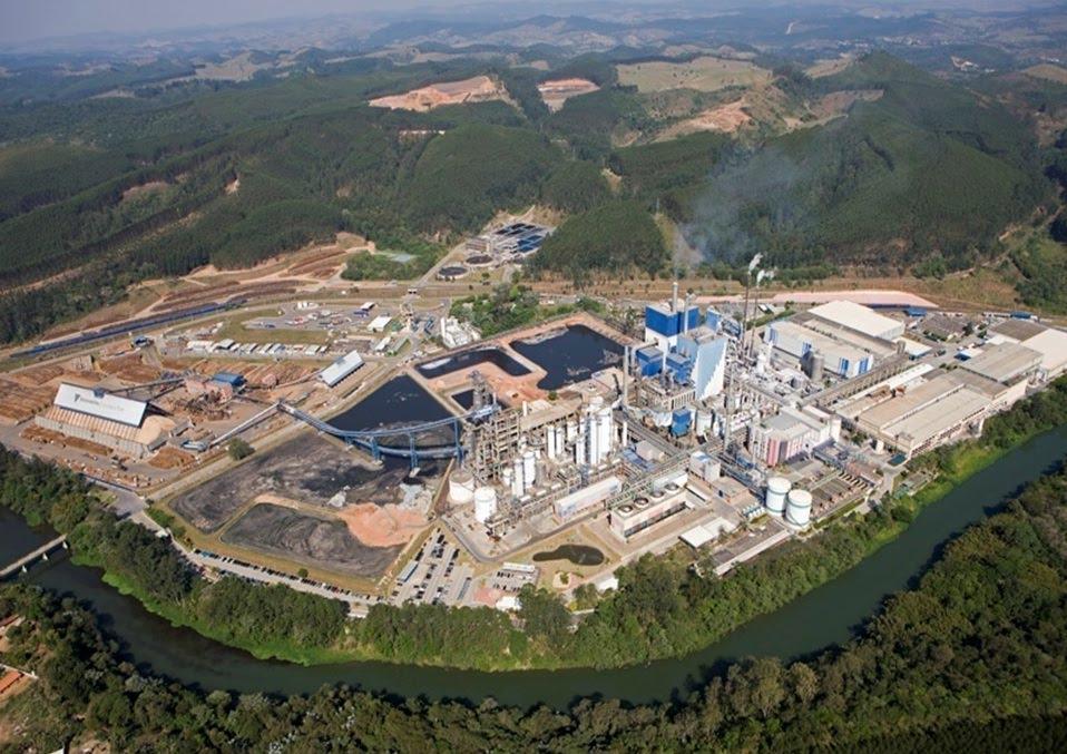 Estratégia em logística garante redução de custo operacional para a unidade  da Fibria em Jacareí
