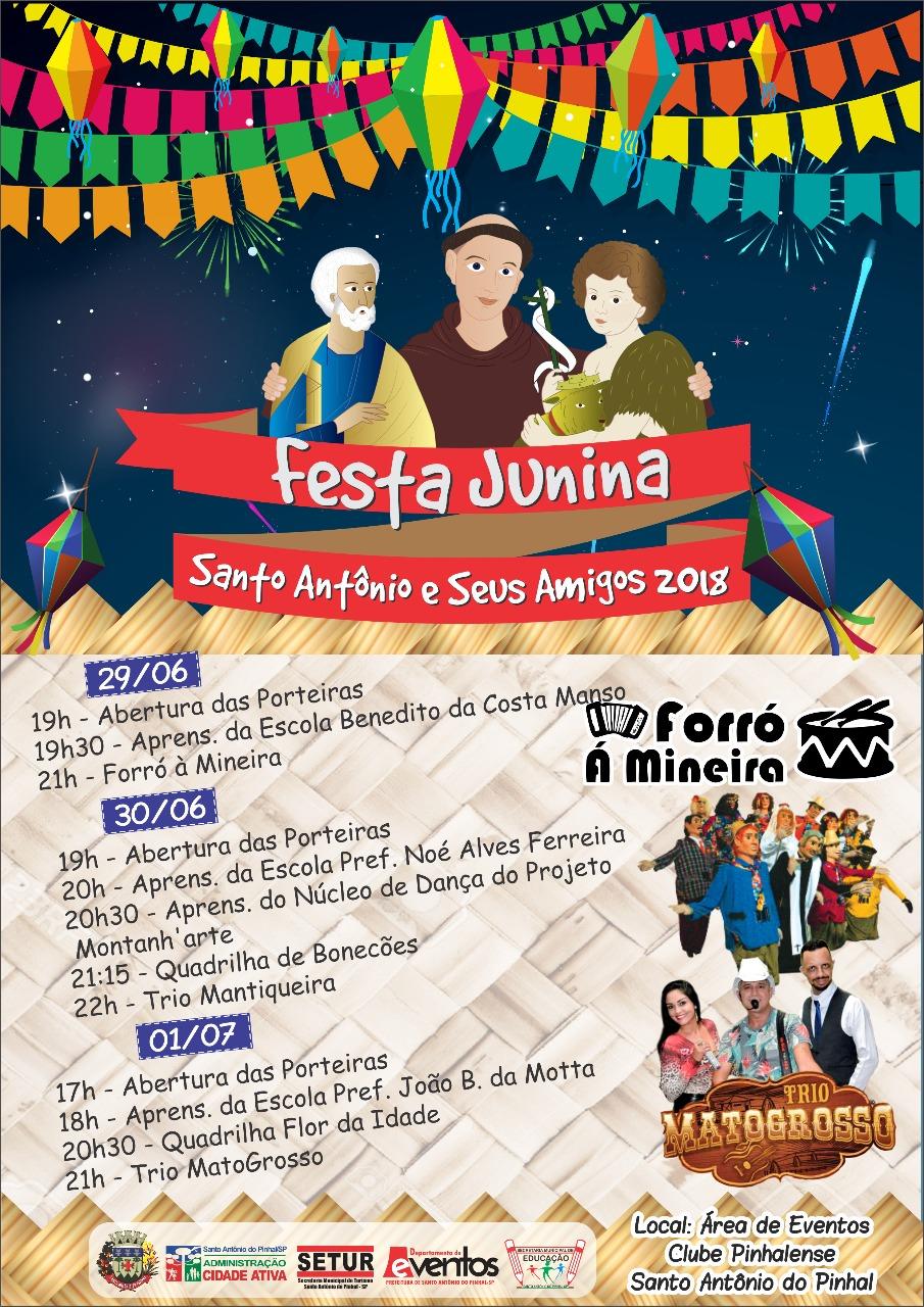 Diário de Taubaté e Região – Festa de Santo Antônio e Seus Amigos 2018 1e9f7793997