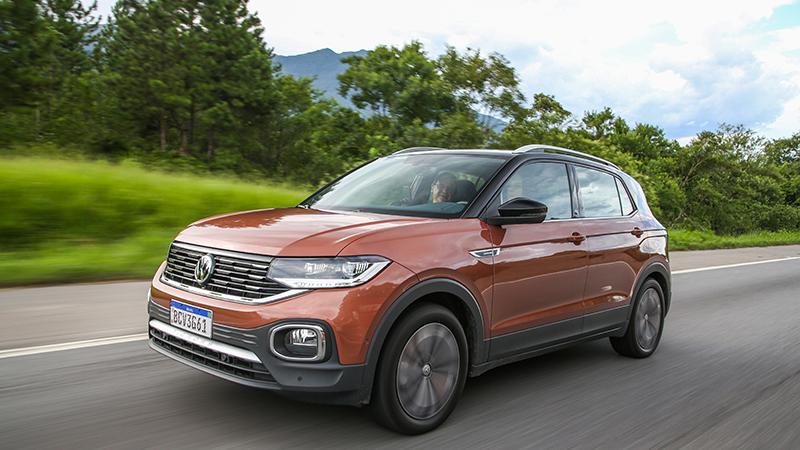 Diário de Taubaté e Região – Volkswagen T-Cross é o primeiro carro